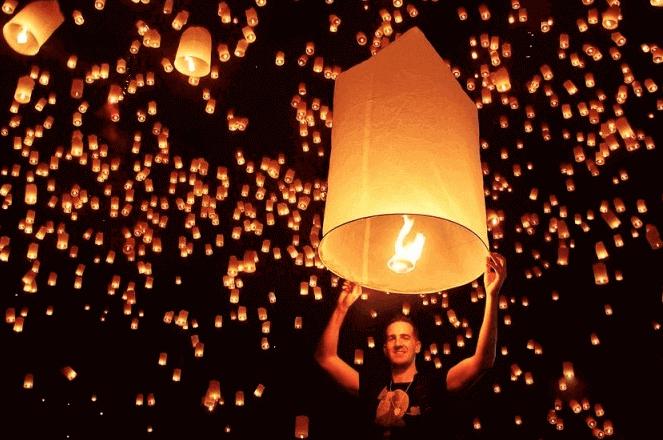 Sky Lanterns For Sale >> Sky Lantern Wishing Balloon