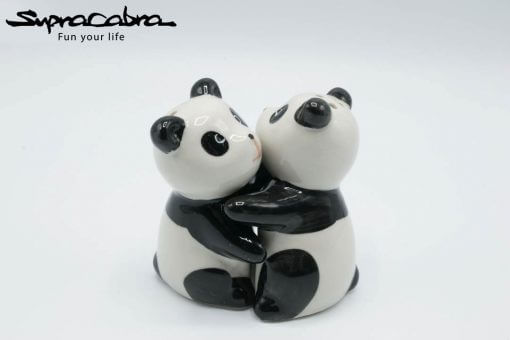 Panda Salt and Pepper Shakers by Supracabra.com - Fun your life