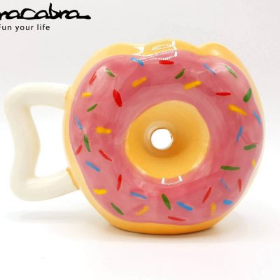 Donut Mug by Supracabra.com - Fun your life