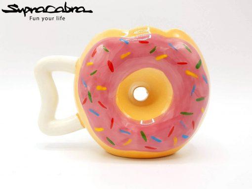 Donut Mug by Supracabra.com - Fun your life