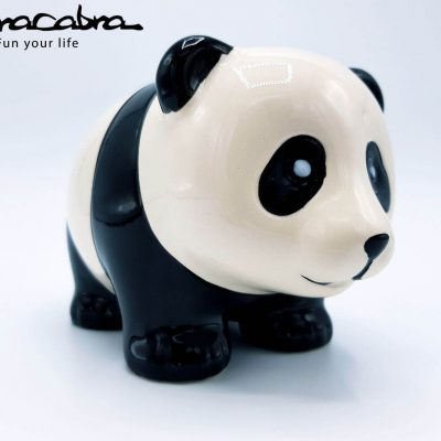Money Saving Panda smiling by Supracabra.com - Fun your life