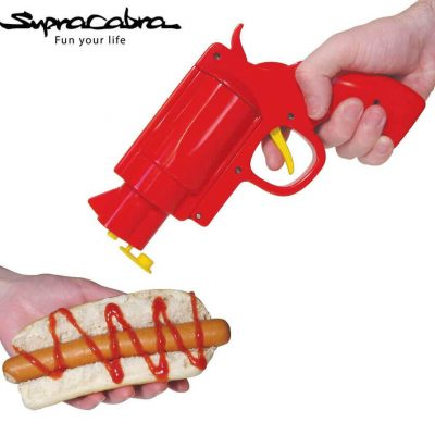 Sauce Gun by Supracabra - Fun your life