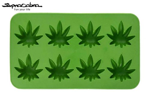 Weed Ice Cubes - Weed Leaf Ice Cube Tray by Supracabra - Fun your life