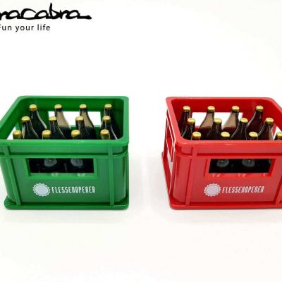 Crate Of Beer Bottle Opener (Red or Green) by Supracabra.com - Fun your life