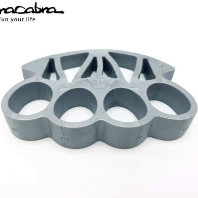 Rubber Brass Knuckles by Supracabra.com - Fun your life