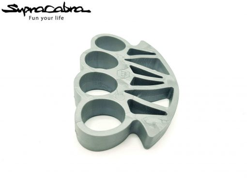 Rubber Brass Knuckles left by Supracabra.com - Fun your life