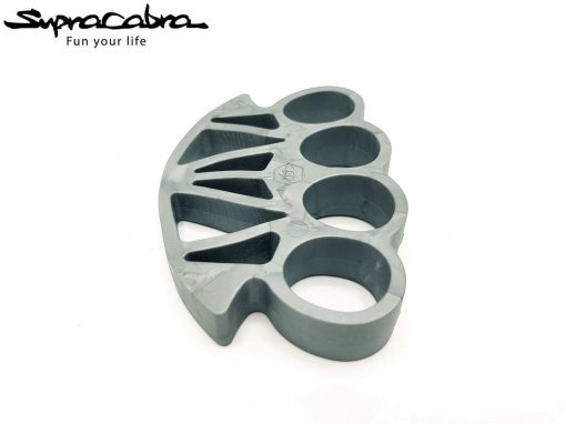 Rubber Brass Knuckles right by Supracabra.com - Fun your life