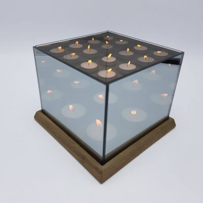 Infinity Tealight Holder by Supracabra.com – Fun your life