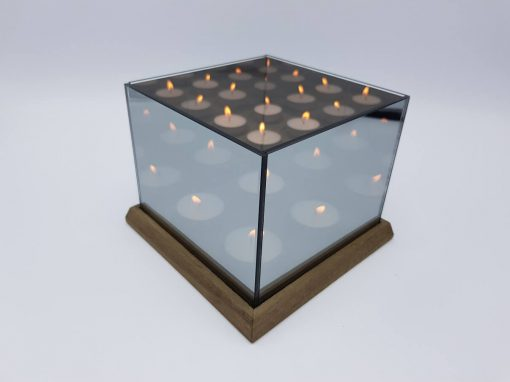 Infinity Tealight Holder other focus by Supracabra.com – Fun your life
